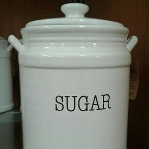 'SUGAR' Canister